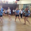 Dance-a-thon for Rwanda
