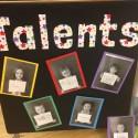 School Mass – Talents