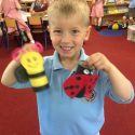 Our Minibeast Topic in Reception