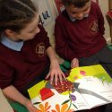 The Reception & Year Six Buddy Assembly