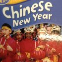Chinese New Year in Reception