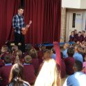 A Musical Visitor!