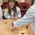 Y6 scientists investigating electricity…15th June