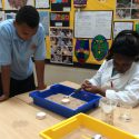 Y6 scientists investigating dissolving, filtering and evaporation…29th June