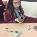 Creative Curriculum in Y6…more art & design…Dec 7th