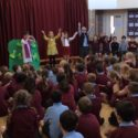 Y3's Assembly on The Good Samaritan