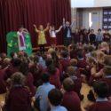 Y3's Assembly on The Good Samaritan
