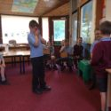 "Y3 Dramatise Given Scenarios and Discuss, ""What Is A Sin?"""