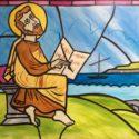 Celebrating St. Columba's Day in Year 3!