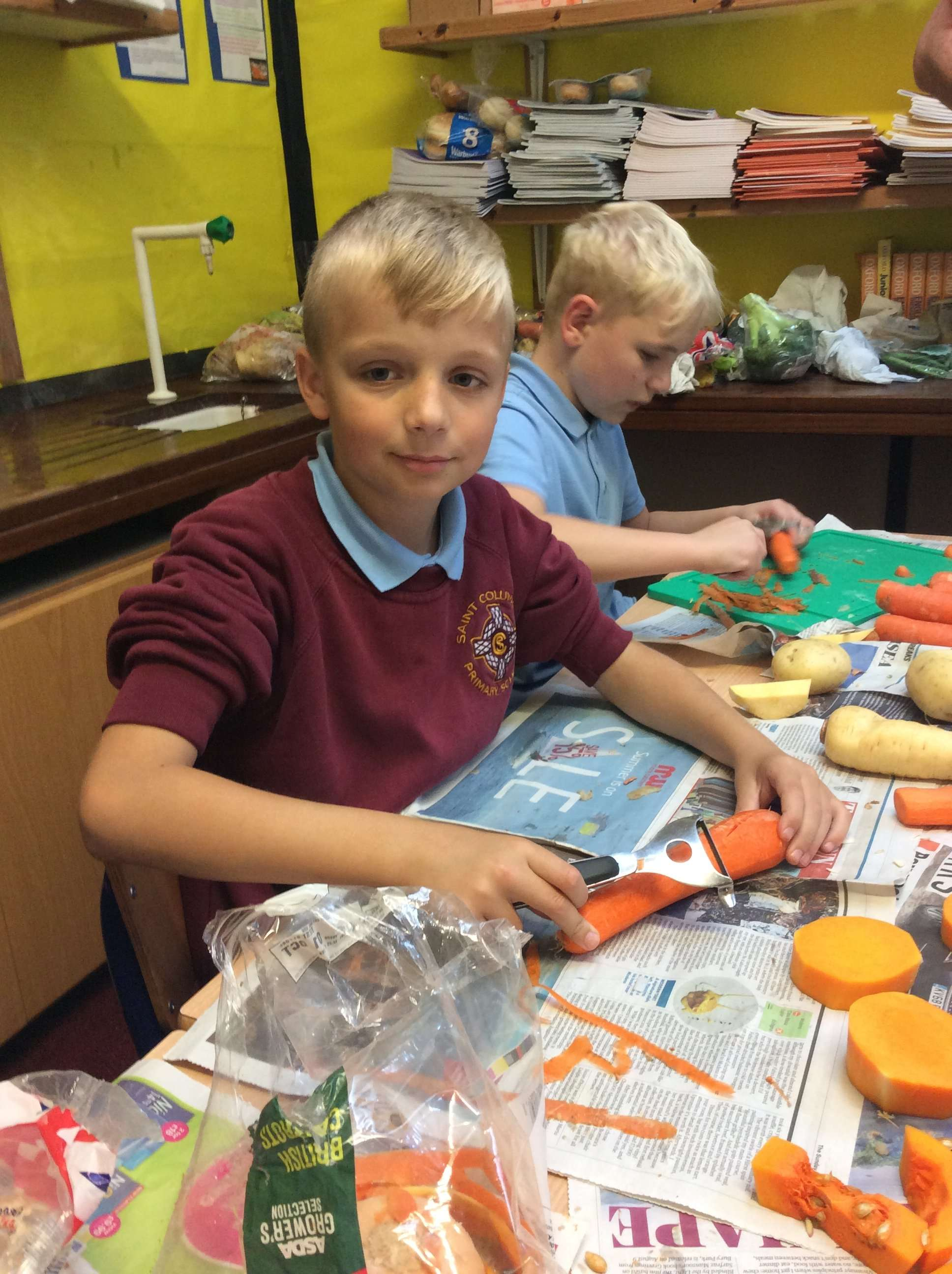 RE, Geography, Food Technology …Y6 CAFOD Lunch…27th Sept