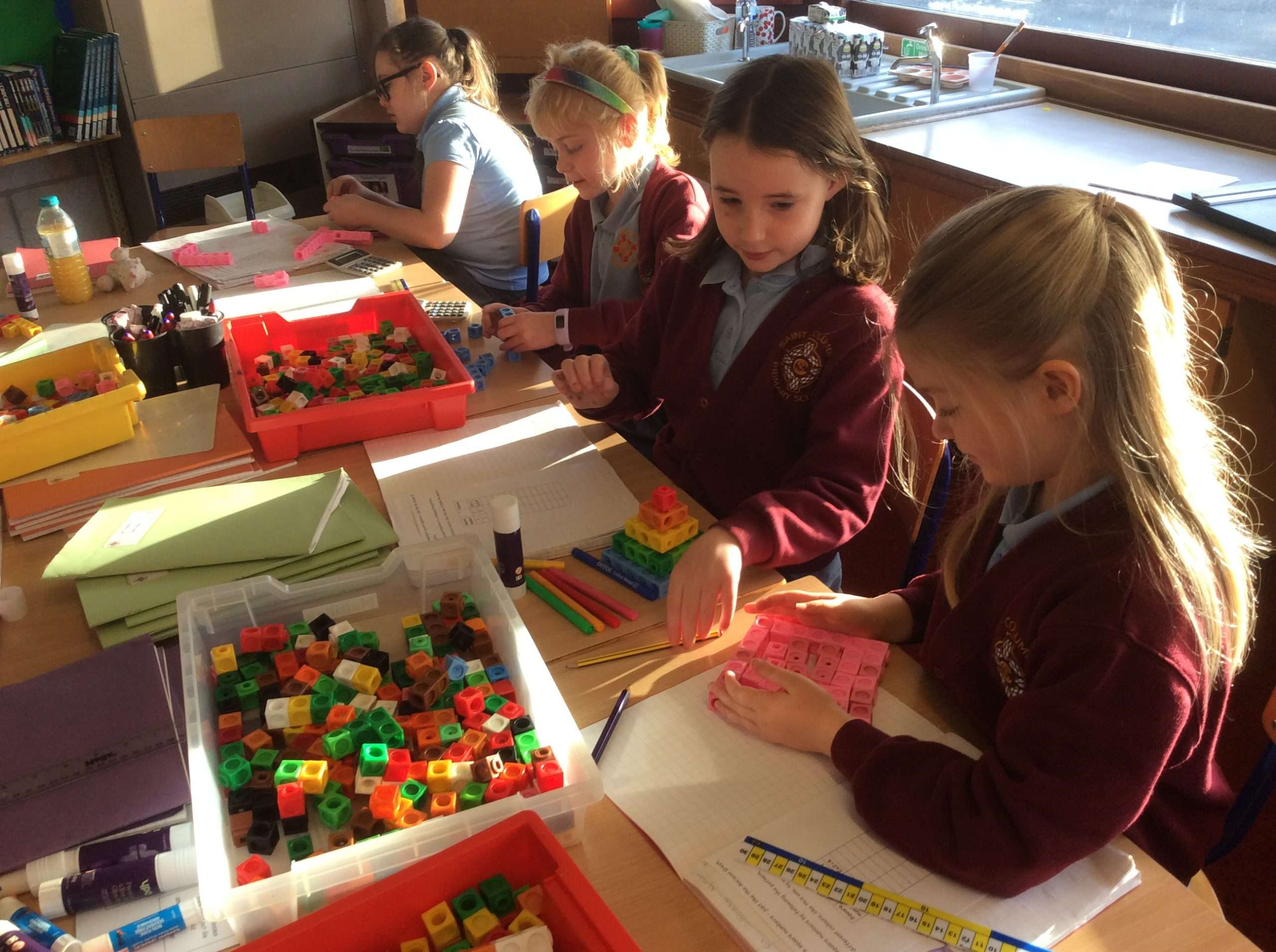 Y3 Investigate Numbers Like Pythagoras
