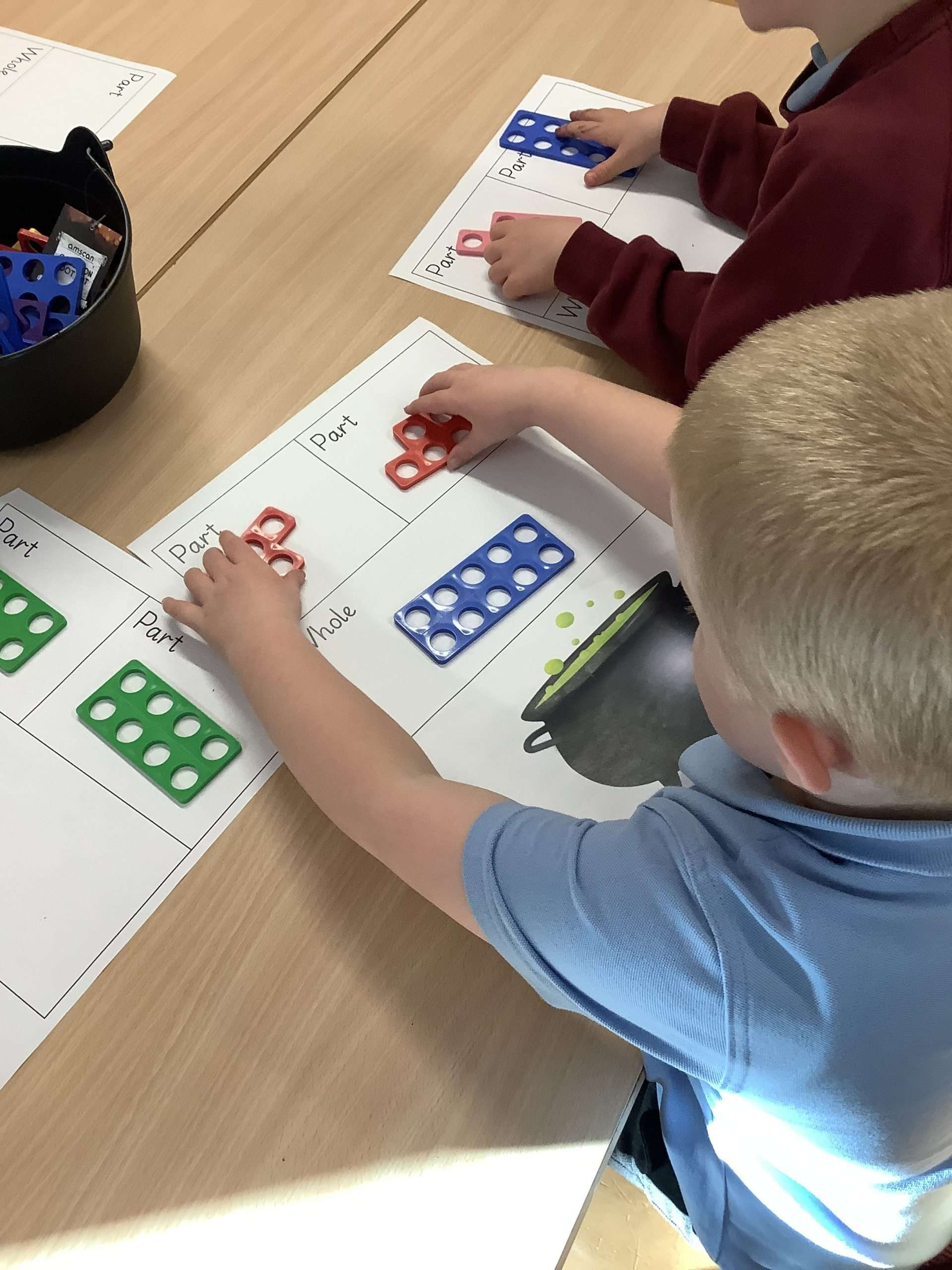 Spooky Maths in Year 1