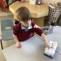 Science in Nursery