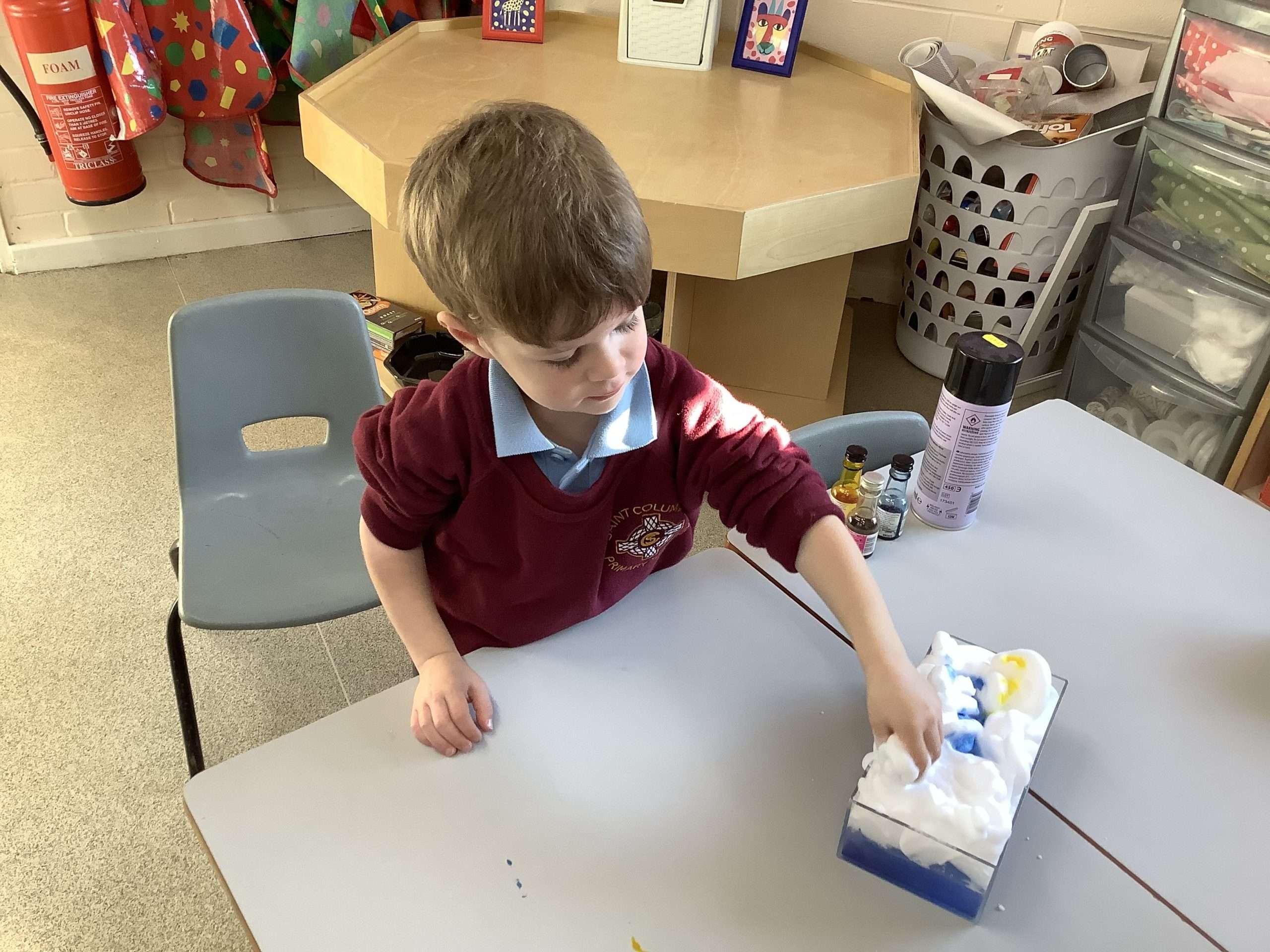 Science in Nursery