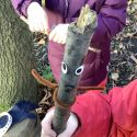 Forest School in Reception