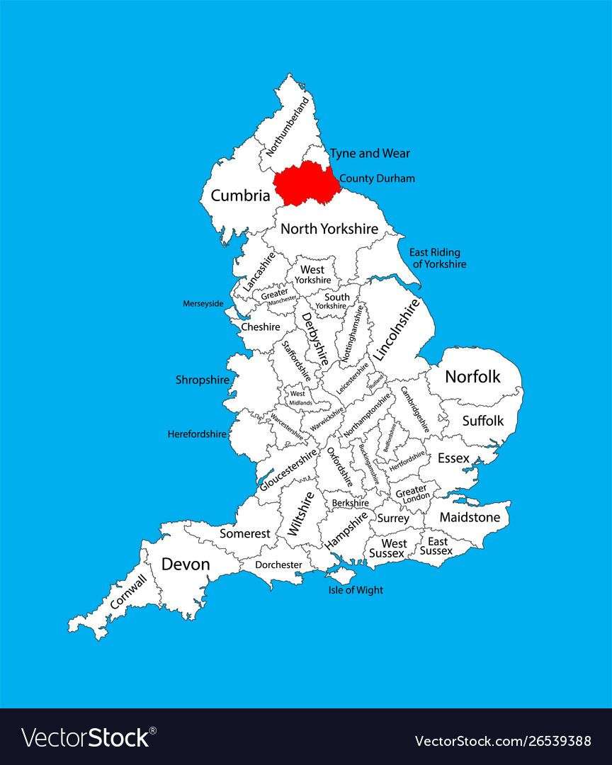 Y4 Geography: All About County Durham