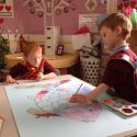 Nursery topic: 'Beaches and Boats'