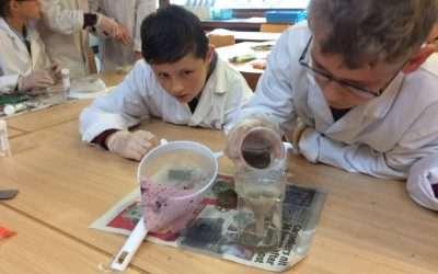 Separating mixtures (2)…Y5 Science…