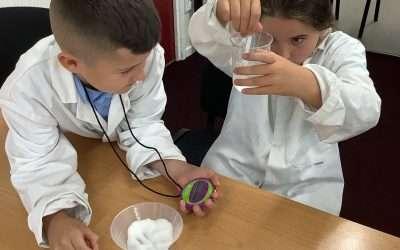 Working scientifically…Y5…10th October