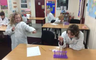 Chemical changes in science… 13th October